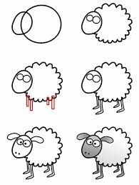 good drawing ideas step by step - Google Search