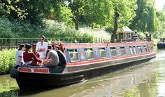 Boating facilities with canal boats for hire & sale | Mercia Marina