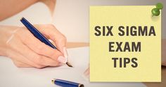 Know how to prepare for your Six Sigma Exam in the given article.