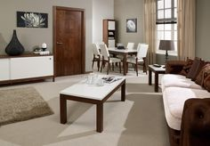 walnut dining chairs - Google Search