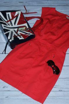Sfera Spanish designer mod retro 60's style dress. 12-14. Find me on eBay - aragornswife Retro Fashion, Spanish, Fashion Dresses, Flat, Design, Style, Fashion Show Dresses, Stylus