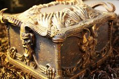 The Golden Larnax Of King Philip Ii Which Contained His