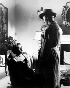 """From the film Out of the Past (1947) - Jane Greer asks Robert Mitchum, """"Is there any way to win?"""" Mitchum's reply: """"There's a way to lose more slowly."""""""