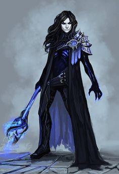 Sorcerer by NeexSethe on DeviantArt