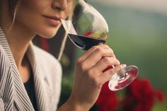 Experts Bust 'Romantic' Wine Myth You Probably Still Believe Non Alcoholic Wine, Wine Drinks, Beverages, Red Wine Benefits, Health Benefits, Pinot Noir, Moderate Drinking, Organic Wine, Wine Down