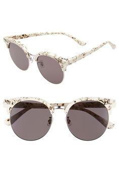 33c2e1484ed4 Gentle Monster 54mm Round Sunglasses Sunglasses Women