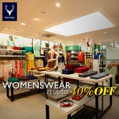 Celebrate the season's biggest sale at the biggest Allen Solly store in India!   Visit our Connaught Place, New Delhi store.