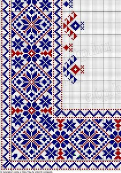 Hungarian Embroidery Stitch Free Hungarian Cross Stitch Pattern From Székely. Cross Stitch Borders, Cross Stitch Rose, Cross Stitch Flowers, Cross Stitch Charts, Chain Stitch, Cross Stitch Designs, Cross Stitching, Cross Stitch Patterns, Palestinian Embroidery