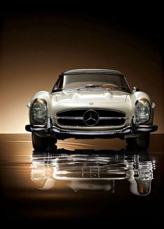 Would love to take Sunday cruises in this. And running errands during the week. Basically drive it all the time #mercedesclassiccars