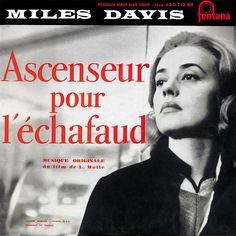 ascenseur a l'echafaud - Google Search Jeanne Moreau, Miles Davis, Pat Metheny, Soundtrack, Modal Jazz, Cd Audio, Greys Anatomy Memes, French Films, Lp Vinyl