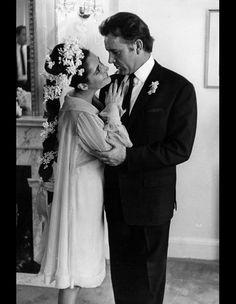 エリザベス・テイラー&リチャード・バートン(1964年)