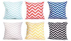 Chevron Cushion Cover // Choose from 6 colours