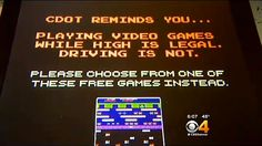 These Retro Arcade Consoles Have a Special Message for Colorado Pot-Smokers | GOOD
