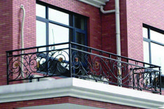 Good balcony railing fence	 to refresh your home
