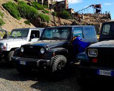 17 Ottobre 2015 Elba, miniera Monte Calamità - Panzer Club
