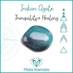 Pin To Save, Tap To Shop The Gem. What is the meaning and crystal and chakra healing properties of indian agate? A stone for tranquility and healing. Mala Kamala Mala Beads - Malas, Mala Beads, Mala Bracelets, Tiny Intentions, Baby Necklaces, Yoga Jewelry