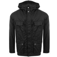 Barbour International Delta Jacket Black | Mainline Menswear