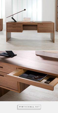 Contemporary home office desks from Jumeira | Wharfside Furniture - created via http://pinthemall.net