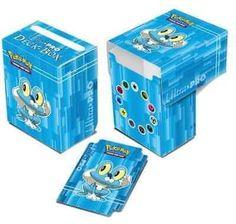 Pokemon New Froakie Ultra Pro TCG Trading Card Deck Box