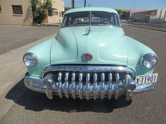 1950 Buick Special For Sale