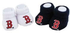 Amazon.com: Boston Red Sox Baby Bootie