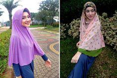 Indri Giana, Hijaber Cantik yang Rajin Merawat Rambut   Female Daily