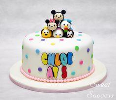 Tsum Tsum Cake - Cake by Sweet Success