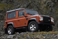 2010 Land Rover Defender Image