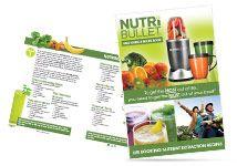 Ekstraktor składników odżywczych - Nutribullet