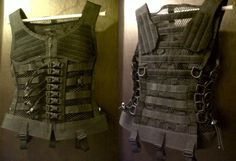 For the tactical ladies:   ONE Custom 'NZCS Tactical Corset'