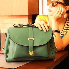 vintage bag for stylish girls