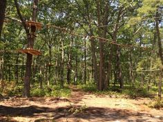 This Adventure Park In #TheJerseyShore Is Fun For All Ages With Just The Right Amount Of Thrill. #TheGardenState