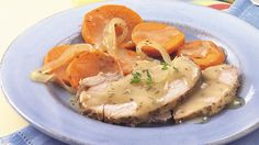 Satisfy a group of six with this pork-and-sweet potato combo, which you can put…