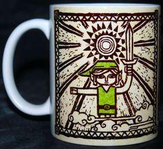 I want this Zelda mug