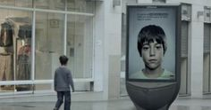 Αυτή η διαφήμιση έχει ένα κρυφό μήνυμα, που μόνο τα παιδιά μπορούν να δουν