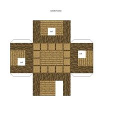 minecraft papercraft house Free Minecraft PC, XBox, Pocket Edition, Mobile minecraft papercraft house Seeds and minecraft papercraft house Ideas. Minecraft Food, Minecraft Images, Minecraft Blocks, Minecraft Projects, Minecraft Crafts, Minecraft Ideas, Minecraft Templates, Crafts To Make, Crafts For Kids