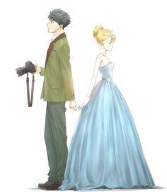 L'anime d'amour  Tadakun wa Koi wo Shinai sortira chez ADN en France