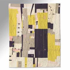 abstract scrap quilt (for ARTS SAKE)