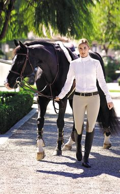 Unsure what to wear in the show ring for different types of competition? Check out this handy guide from The Cheshire Horse!