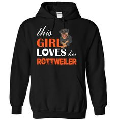 #Automotivetshirt... Cool T-shirts  Worth :$34.00Purchase Now    Low cost Codes   View photographs & pictures of This Girl Loves Her  rottweiler t-shirts & hoodies:When you do not completely love our design, you'll be able to SEARCH your favourite one through the u.... Check more at http://gettshirt.info/automotive/best-volleyball-t-shirts-this-girl-loves-her-rottweiler-from-gettshirt/