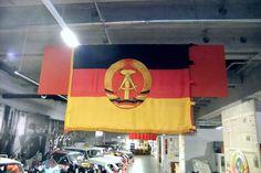 https://flic.kr/p/SqwBNx | DDR Fahne,DDR Museum