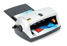 Scotch® Heat Free Laminating System LS960 by Scotch. $63.67. From the Manufacturer                 Scotch  Laminating and Display Products  Protect, Preserve, and Display Choose the right laminating and display products for your project:   Scotch Thermal Laminating Machines and Pouches Thermal machine provides permanent seal for the long-term protection of important documents; be productive and make professional presentations. Permanent clear film lets informat...