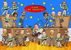 Plantillas De Orlas Infantiles Gratis