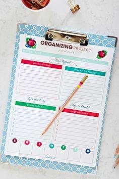 "IHeart Organizing: Four Week ""Wait-No-More"" Organizing Challenge!"