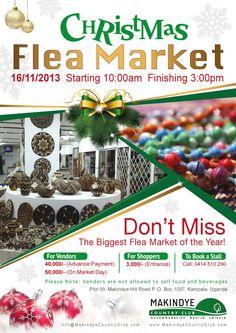 Makindye Country Club    Christmas Flea Market