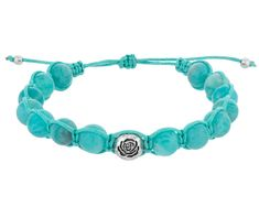 Bracelets for couples. Free up your intrinsic gemologist by using these effortless precious jewelry points Annie Bracelets, Couple Bracelets, Cuff Bracelets, Turquoise Blue Color, Turquoise Beads, Turquoise Bracelet, Bohemian Bracelets, Fashion Bracelets, Cute Jewelry