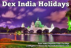 From bustling Kolkata, India's vibrant capital of culture, to the incredible beauty of Darjeeling & surrounding Sikkim, with its verdant tea plantations, Himalayan vistas & Buddhist monasteries - take the road less travelled on this captivating 11 day journey.  For more detail please visit: http://www.dexindiaholidays.com/east-india-sojourn.html