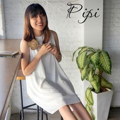 Đầm suông dạo phố Pipi 7