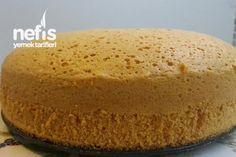 Sünger Pandispanya Keki (Pasta Keki Tarifi) 4 Baklava Recipe From Scratch, Easy Turkish Baklava Recipe, Turkish Recipes, Sweet Recipes, Cake Recipes, Pasta Cake, Sweet Cakes, Confectionery, Desert Recipes