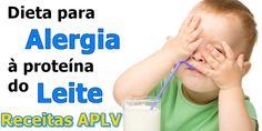 A Alergia à Proteína do Leite de Vaca (APLV) é uma resposta anormal do sistema imunológico ao leite e aos produtos que contêm leite, sendo a alergia alimentar mais comum em bebês e crianças.  O único tratamento comprovadamente eficaz é a dieta isenta das proteínas do leite de vaca.  O livro digital 100 Receitas para Alérgicos à Proteína do Leite de Vaca (APLV) traz as melhores receitas sem leite para serem preparadas e consumidas em diferentes momentos do dia!  👉 Confira agora no link da… Personal Care, Recipes For Children, Milk Allergy, Food Allergies, Silk Soy Milk, Immune System, Cow, Drinks, Kitchens